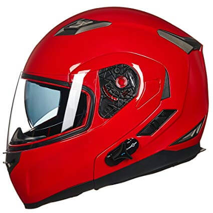 recommended motorcycle helmet style