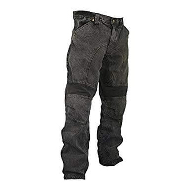 acceptable motorcycle pant style